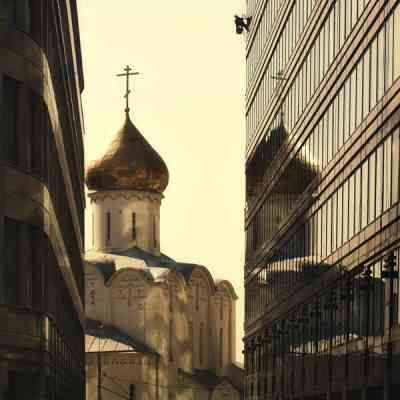 Header Russland Kirche
